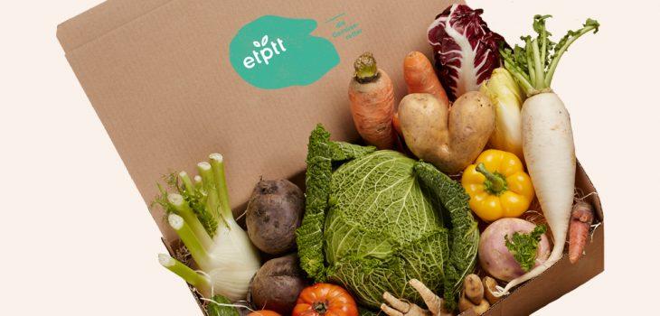 krummes Gemüse