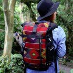 nachhaltiger rucksack: ethnotek