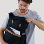 nachhaltige rucksäcke aus Bio Baumwolle