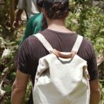 nachhaltiger Rucksack Bananatex