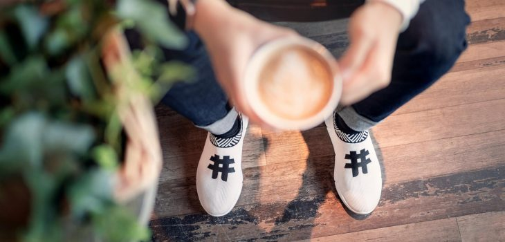 Kleidung aus Kaffee