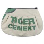 geschenk: upcycling tasche zement