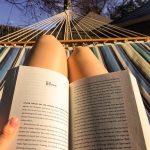 Urlaub zuhause: lesen